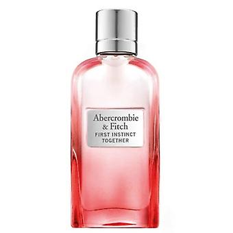 Abercrombie & Fitch First Instinct Insieme Eau de Parfum 50ml