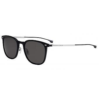 Okulary przeciwsłoneczne Mężczyźni 0974/S807/IR Męskie 58 mm czarny/szary