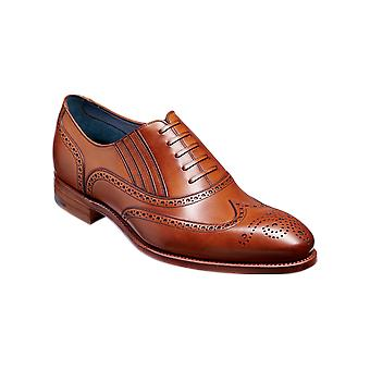 Barker Timothy - Rosewood Calf  | Mens Handmade Leather Oxford Brogues | Barker Shoes