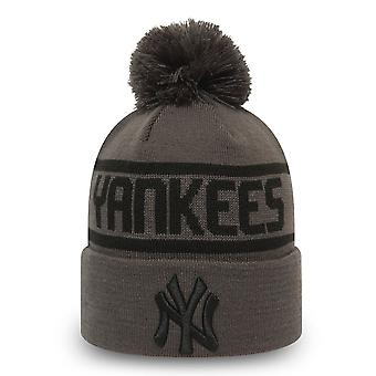 New Era Bommel Wintermütze Beanie - New York Yankees