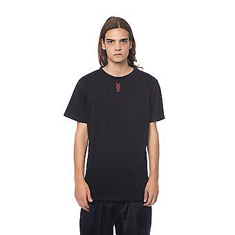 Nicolo Tonetto Men's Nero T-Shirt NI681914