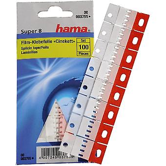 Hama Film Skarva Tape Cinekett S 8-100 Pack