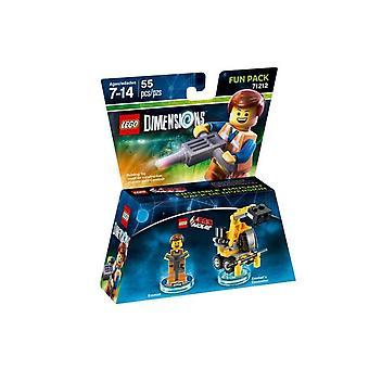 LEGO 71212 Emmet весело пакет