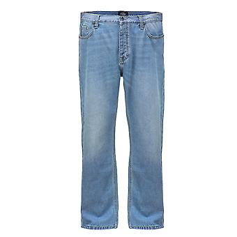 Dickies Pensacola Loose Fit Denim Jeans - Light Blue