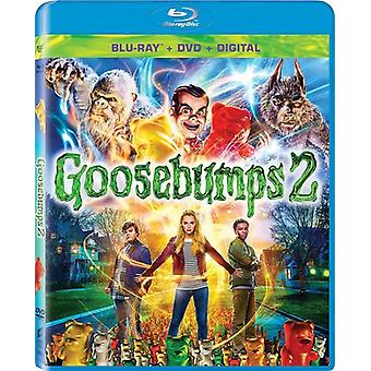 Goosebumps 2 [Blu-ray] USA import
