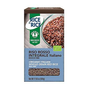 Italian Integral Red Rice 500 g