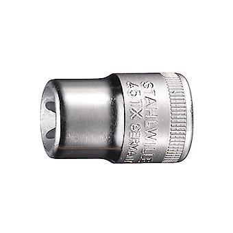 Stahlwille Torx Socket 3/8in Drive E14 STW45TXE14