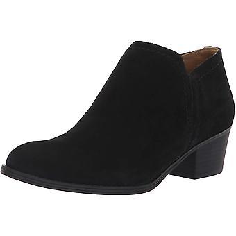 Naturalizador mujeres Zarie cuero puntiagudo tono tobillo Chelsea botas