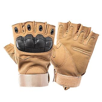Military Tactical Full Finger Men Glove-s Touch Screen Paintball Airsoft Hard