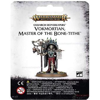 Spel Workshop - Age of Sigmar - Vokmortian Master of The Bone-Tionde