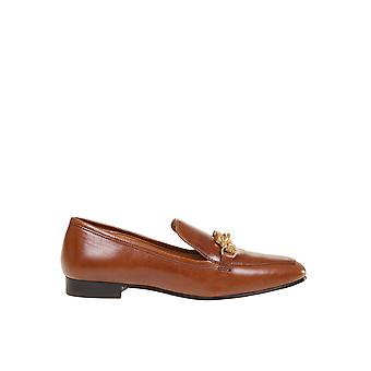 Tory Burch 74028204 Women's Brown Leather Loafers