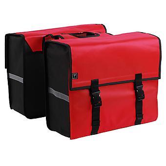7-series Double Bike Bag Plane 34 L Red