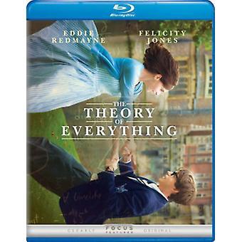 Theory Of Everything [Blu-ray] USA import