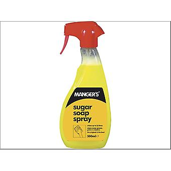 Mangers Instant Sugar Soap Spray 500ml