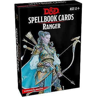 Spellbook Cards: Ranger