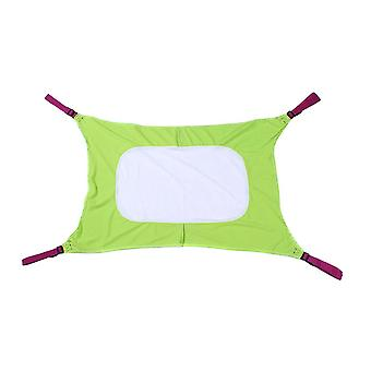 Newborn Baby Hammock Swing, Folding Infant Crib Safety Nursery Sleeping Bed