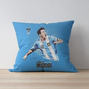 Messi pillow/cushion