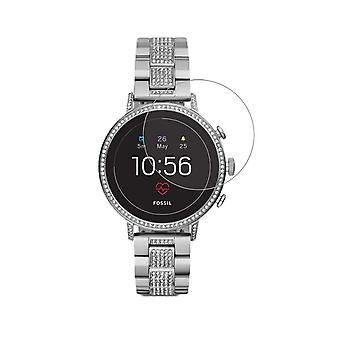 Tempered Glass For Fossil Q - Explorist Hr Screen Protector
