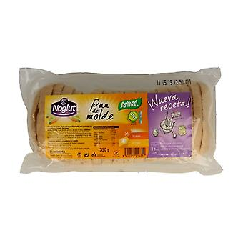 Sliced ​​Bread (Gluten and Lactose Free) 350 g
