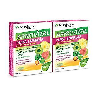Arkovital Pure Energy 60 tablets