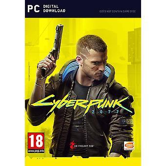 Cyberpunk 2077 PC Game [Download Code In Box]