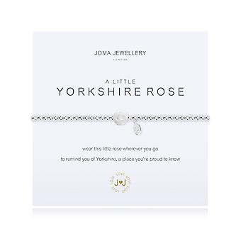 Joma Jewellery A Little Yorkshire Rose Bracelet 1112