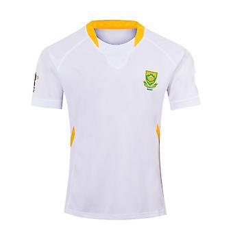 Nopea kuiva ja hengittävä Jersey-urheilu T-paita