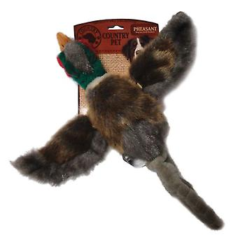 Country Pet Large Pheasant (Dogs , Toys & Sport , Stuffed Toys)