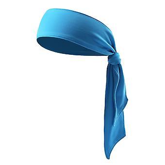 Banda de pelo de diadema elástica suave elástico headwear bicicleta, yoga, pelo deportivo