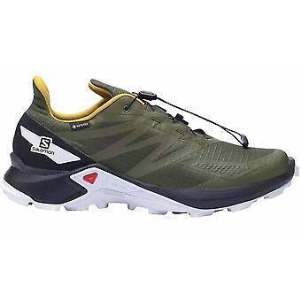 Salomon Supercross Blast Gtx 412462 trekking  men shoes