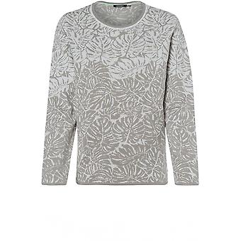 Olsen Floral Design Knit Jumper