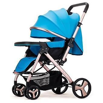 High Landscape Travel Simple Baby Stroller