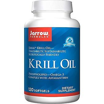 Jarrow Formulas Krill Olio Softgels 120
