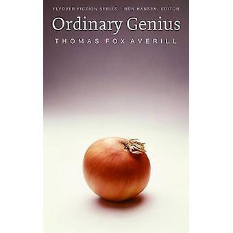 Thomas Fox Averillin tavallinen nero - 9780803210684 Kirja