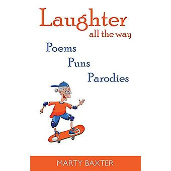Laughter All the Way by Marty Baxter - 9781631320033 Book