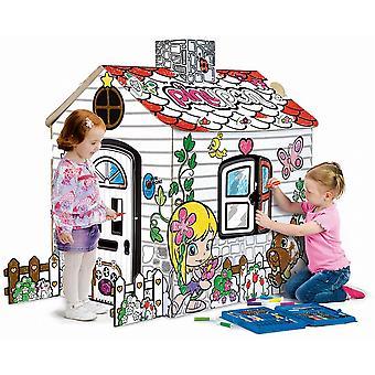 Feber paint your own house creativity set