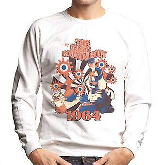 The Magic Roundabout Retro Brian & Dylan Men's Sweatshirt