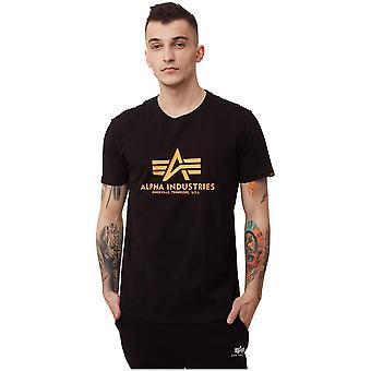 Alpha Industries Basic 100501NP477 universal miesten t-paita