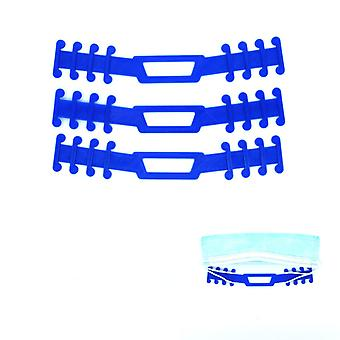5x Ear saver back head clip for mask