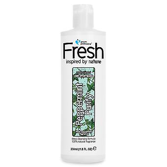 Groom Professional Fresh Peppermint Purify Deep Cleansing Shampoo