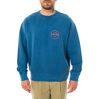 Sweat-shirt homme levi détendu t2 équipage graphique 38712-0022