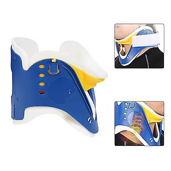 Neksteun brace hoofd brancard nek orthese beugels neksteun voor nekpijn beschermen therapie nekkraag cervicale tractie