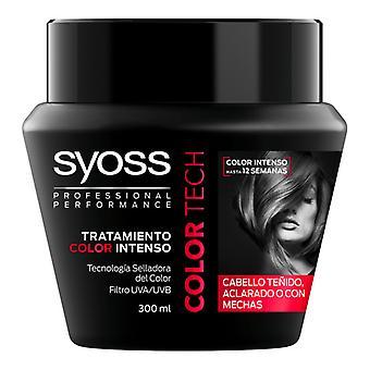Närande hårmask Färg Tech Syoss Intenso (300 ml)