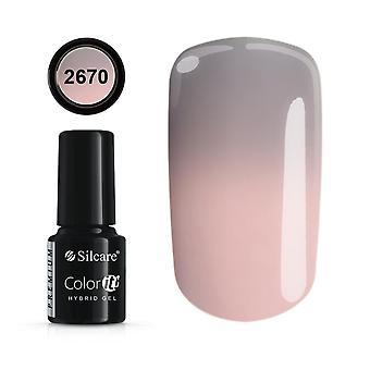Gellak - Hybrid Color IT Premium - Thermo - 2670 - Silcare