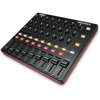 fessional Midimix - Voll zuweisbarer, portabler MIDI Mixer DAW Controller