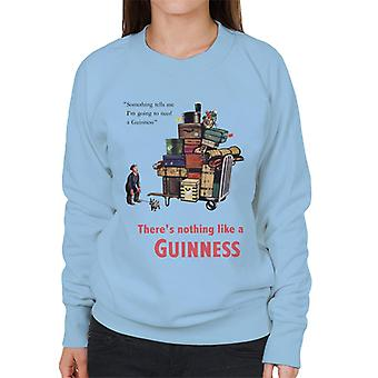 Guinness Theres Nothing Like A Guinness Women's Sweatshirt