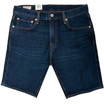 Levi es Red Tab 412 Slim Fit Denim Shorts
