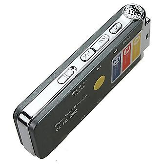 LCD Screen 8GB Voice Recorder Telephone Audio