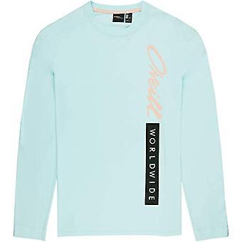 O'NEILL LM Summer L/Slv T-SHIRT-5201 Water-XS, Men's T-shirts, Light Blue