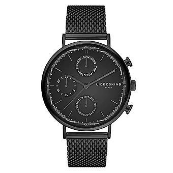 Liebeskind Berlin Women's Quartz Multi-Quadrant Watch with Stainless Steel Strap LT-0194-MM
